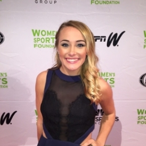 STUNT Athlete Recognized at Women's Sports Foundation's Annual Salute to Women in Sports