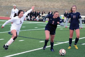 Sand Creek girls soccer